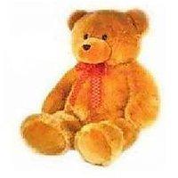 50 Inches Feet Big Brown Teddy Bear Soft Toy