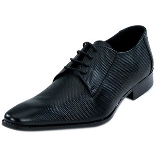Franco Leone 9496 Black Men's Formal Shoes