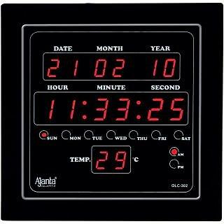 Ajanta Digital Clock- OLC 302