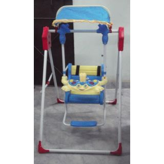 Kids Baby Musical Swing With Canopy Outdoor Or Indoor Best Deals With Price Comparison Online