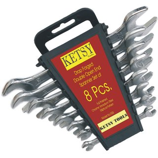 506 DOE Spanner 8PCs Set (6x7 - 20x22mm)