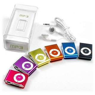 Clip MP3 Player with charger