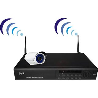 Wireless Cctv Camera Set For One Caemra With Recording