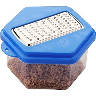 lucky gold dry fruit  cheese grater with container 2 pcs. p 246