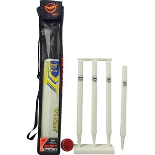 WASAN Cricket kit -size 3-(5-12 years)