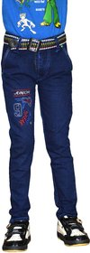 Blue Jeans Pant for Kids-17001