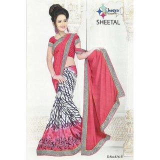 shive fabrics read geogatte  printed sarees