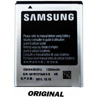 buy original samsung battery eb494353vu for samsung wave s5253 rh shopclues com