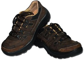 Fashion67 Stylish and Elegant Brown Outdoor Shoes