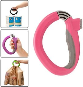 Lovato One Trip Grip Luggage Strap (Pink)
