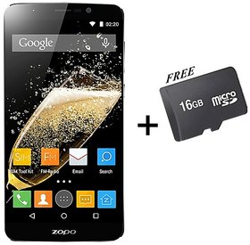 Zopo SPEED 7 Plus (3 GB, 16 GB, Black)