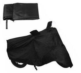 Enfield Bullet Bike Body Cover ( Black)