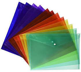SGD Plast Weld Paper File Folder PSFF0012 Pack of 5