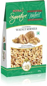 Nutraj Signature California Walnut Kernels, 200g