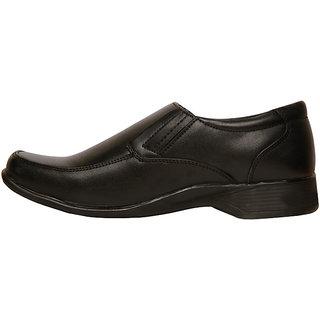 Buy Bata MenS Remo Black Formal Slip On