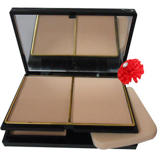 Mars Over Time Base Moisturizing Oil Control Compact Powder