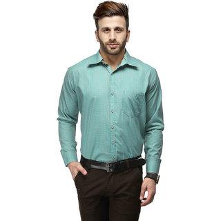 Formals by Koolpals-Cotton Blend Shirt KPMSFC12GRCR