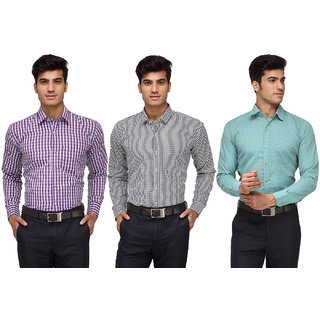 Pack of 3 Rico Sordi Shirt For Men (RSD769FS3)