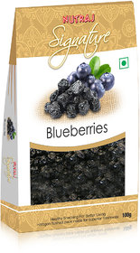 Nutraj Signature - Dried Blueberries, 100G