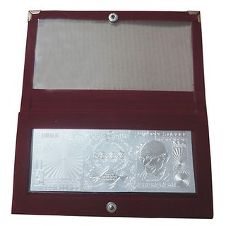 Silver Foil 1000 Rs. Note