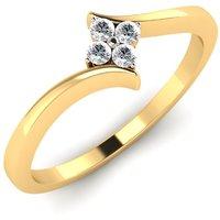 Mani Jewel 14Kt Certified Diamond Miscellaneous Ring Design-5