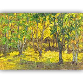 Vitalwalls Landscape Painting Canvas Art Print (Landscape-249-F-45Cm)