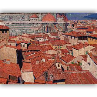 Vitalwalls Landscape  Canvas Art Print (Landscape-284-30cm)