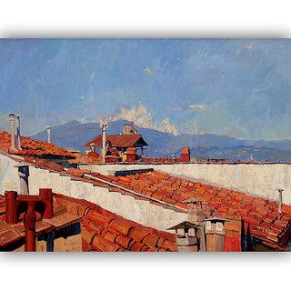Vitalwalls Landscape  Canvas Art Print (Landscape-289-60cm)