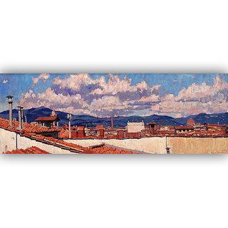 Vitalwalls Landscape  Canvas Art Print.Landscape-287-45cm
