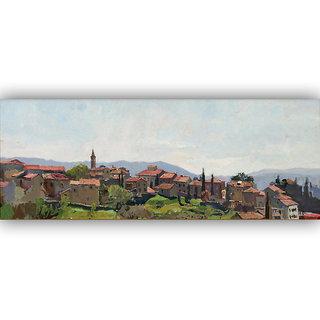 Vitalwalls Landscape Canvas Art Print  (Landscape-306-45cm)
