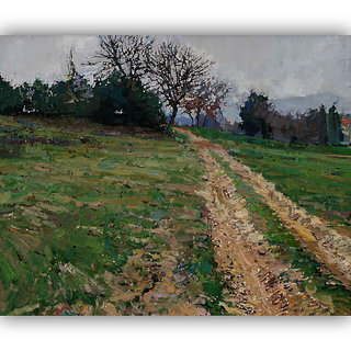 Vitalwalls Landscape Canvas Art Print. Landscape-296-30cm