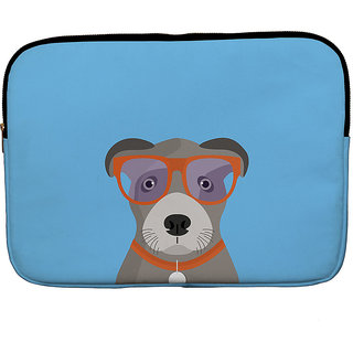 Staffodshire Bull Terrier Laptop Sleeve