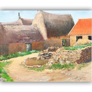 Vitalwalls Landscape Canvas Art Print. Landscape-327-30cm