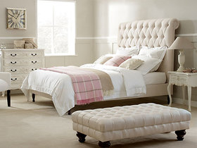 GOODMORNING BED LBR QUEEN SIZE Furnishwood 00143990