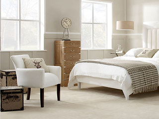 LAVENDER BED W QUEEN SIZE Furnishwood 00142990