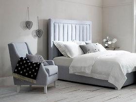LAVENDER BED SB QUEEN SIZE Furnishwood 00142990