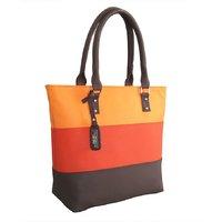 Toteteca Bag Works Tricolor Shoulder Bag