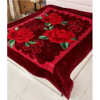 k decor double bed mink blanket( mb001)