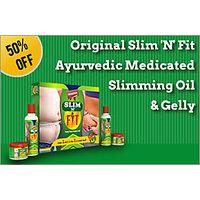 Slimming Oil - Original Slim N Fit Ayurvedic Medicine Slimming Oil Buy 1 Get 1 Free