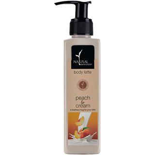 Peach  Cream Body Latte