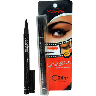 Mars Eyeliner Kill Black -24H Good Choice