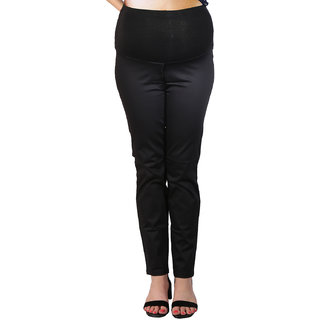 MomToBe Maternity / Pregnancy Pants / Trousers Black