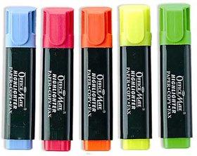 SGD 5pcs Highlighter Pen
