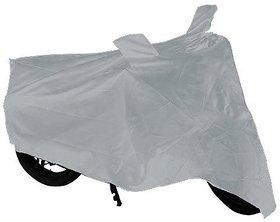 Silver Bike Body Cover for Bajaj Pulsar NS200