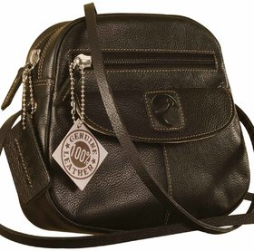 Nothing like a Maya Teen genuine leather sling bag - to enhance your style  confidence. eZeeBags YT842v1