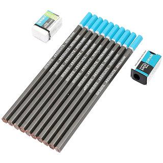Natraj Absolute Pencils - 50 Pcs