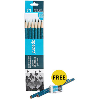 Apsara Drawing Pencils - 10 pcs