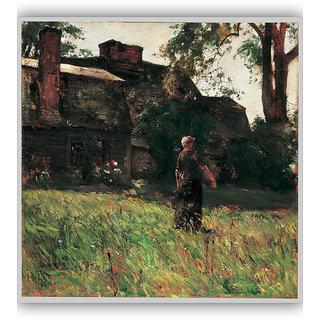 Vitalwalls Landscape Painting Canvas Art Print.Landscape-049-30cm