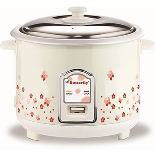 Butterfly 1.8L Capacity Rice Cooker (Model B-1.8)