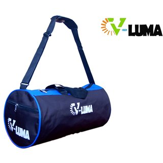 3313d7e965 Buy V-Luma Gym Bag Blue Black Online - Get 56% Off
